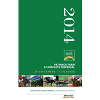 2014 Patinack Farm Complete Dispersal Catalogue Online