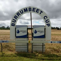 Countdown is on to the 125th running of the Burrumbeet Cup on New Year's Day