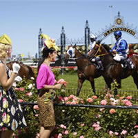 Melbourne Cup Carnival an economy booster