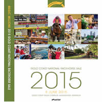 2015 Gold Coast National Racehorse Sale now online
