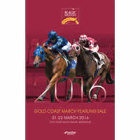 2016 Magic Millions Gold Coast March Yearling catalogue now online